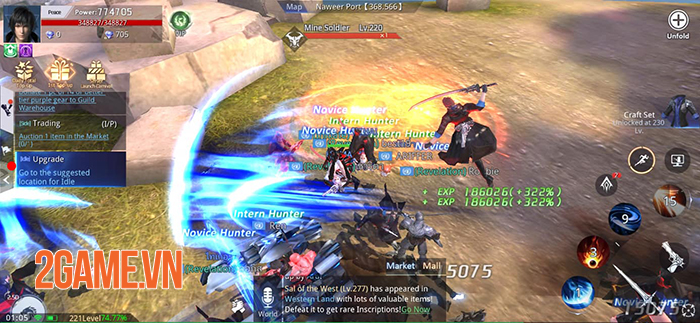 Gamota đem đến 5 tựa game mobile mới trước thềm Hè về 4