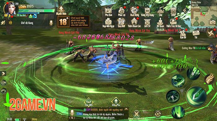 Ngự Kiếm Mobile ra mắt trang chủ, công bố thời điểm mở game 0