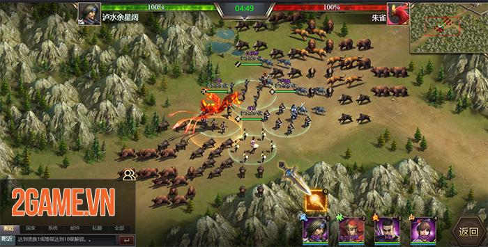 Top 8 game chiến thuật điều binh khiển tướng dành cho mobile 1