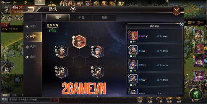 Tam Quốc Công Thành H5 - Game chiến thuật điều binh khiển tướng về Việt Nam 4