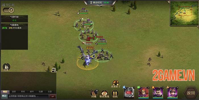 Tam Quốc Công Thành H5 - Game chiến thuật điều binh khiển tướng về Việt Nam 3