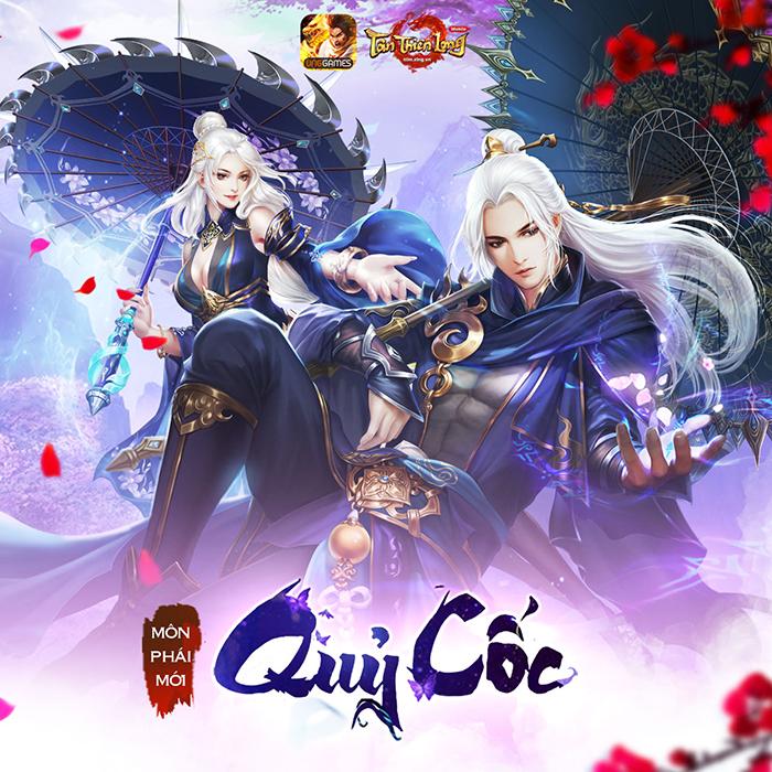 Tân Thiên Long Mobile VNG chốt ngày ra mắt phiên bản mới Thần Ảnh Quỷ Cốc 0