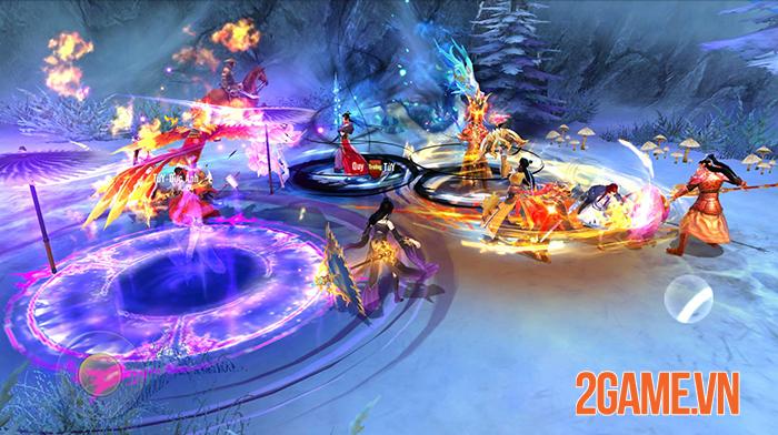 Tân Thiên Long Mobile VNG chốt ngày ra mắt phiên bản mới Thần Ảnh Quỷ Cốc 2