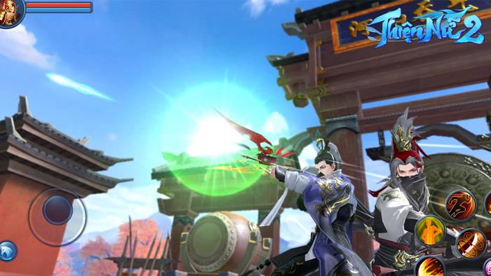 Thiện Nữ 2 - Cú nổ lớn đầy bất ngờ từ đồ họa đến gameplay 0