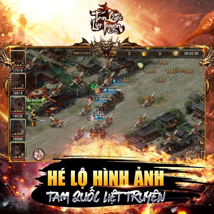 Top 8 game chiến thuật điều binh khiển tướng dành cho mobile 3