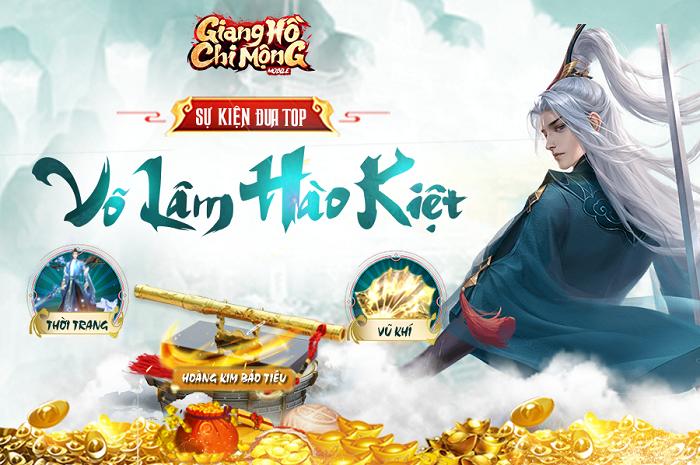 Cao thủ nào của Giang Hồ Chi Mộng sẽ ẳm giải thưởng lớn trong chuỗi sự kiện tháng 4? 0
