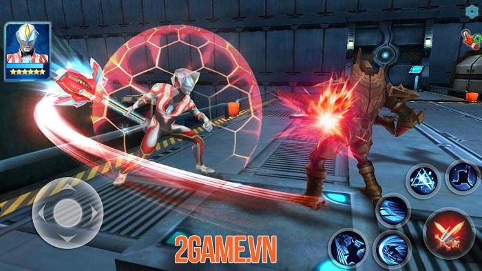 Ultraman: Legend of Heroes - Game được ủy quyền từ series giả tưởng kinh điển 0