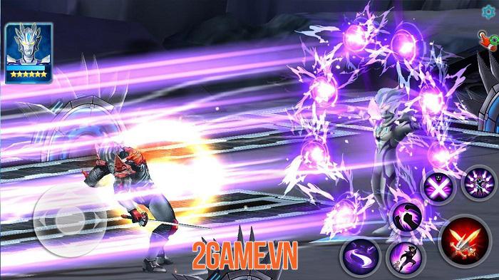 Ultraman: Legend of Heroes - Game được ủy quyền từ series giả tưởng kinh điển 2