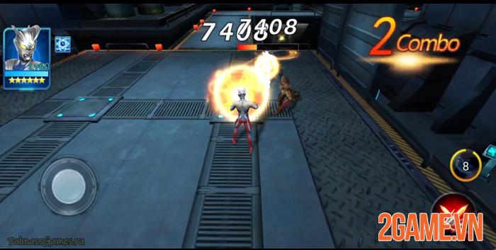 Ultraman: Legend of Heroes - Game được ủy quyền từ series giả tưởng kinh điển 3