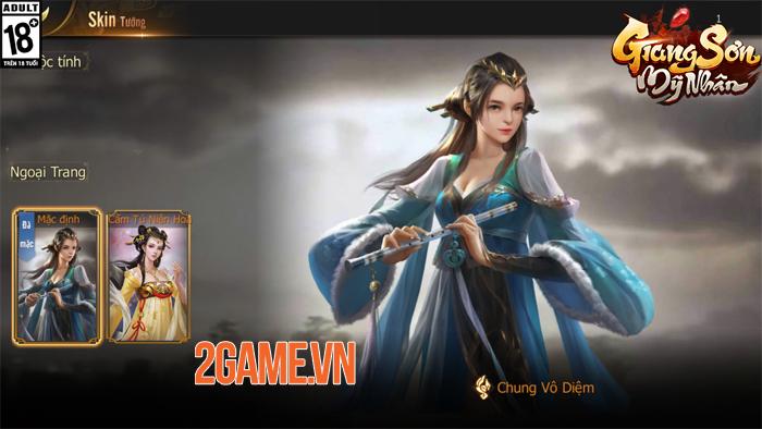 Game chiến thuật Giang Sơn Mỹ Nhân Mobile hẹn ra mắt vào tháng 5 6