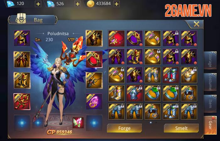 Game nhập vai Quỷ Kiếm 3D Mobile về Việt Nam 2