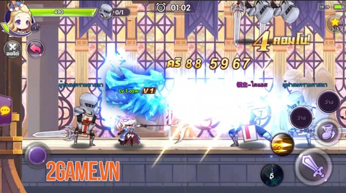 CERRA được xem như là GunPow phiên bản MMORPG vô cùng thú vị 2