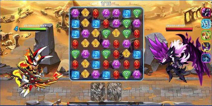 Game xếp ngọc Poki Mobile tiến hành Alpha Test lần 2 1