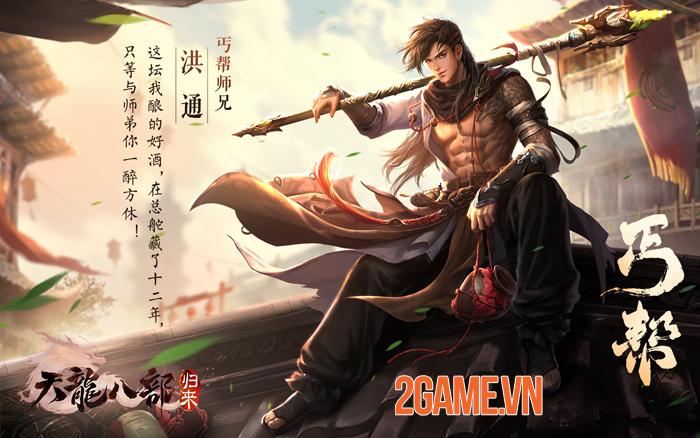 Thiên Long Bát Bộ: Quy Lai - MMORPG kiếm hiệp thế giới mở lộ diện 1