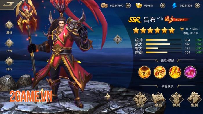 Game Tuyệt Đỉnh Tam Quốc Mobile cập bến Việt Nam 1