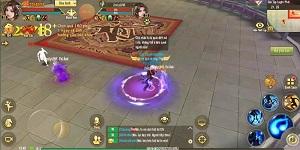 Tân Thiên Long Mobile cho chơi thử môn phái Quỷ Cốc trước thềm Big Update