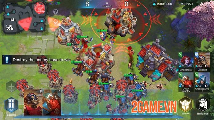 Top 8 game chiến thuật điều binh khiển tướng dành cho mobile 2