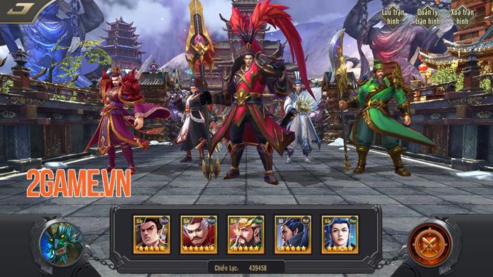 Game Tuyệt Đỉnh Tam Quốc Mobile cập bến Việt Nam 0