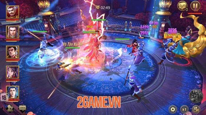 Game Tuyệt Đỉnh Tam Quốc Mobile cập bến Việt Nam 4