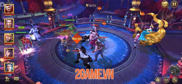 Game Tuyệt Đỉnh Tam Quốc Mobile cập bến Việt Nam 5