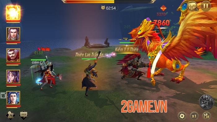 Game Tuyệt Đỉnh Tam Quốc Mobile cập bến Việt Nam 7