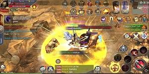 Land of Angel – MMORPG fantasy mang đến những trận PVP 50v50 hoành tráng