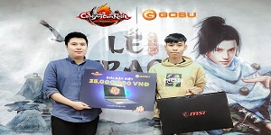 Cửu Âm Chân Kinh Online trao giải thưởng khủng cho game thủ may mắn