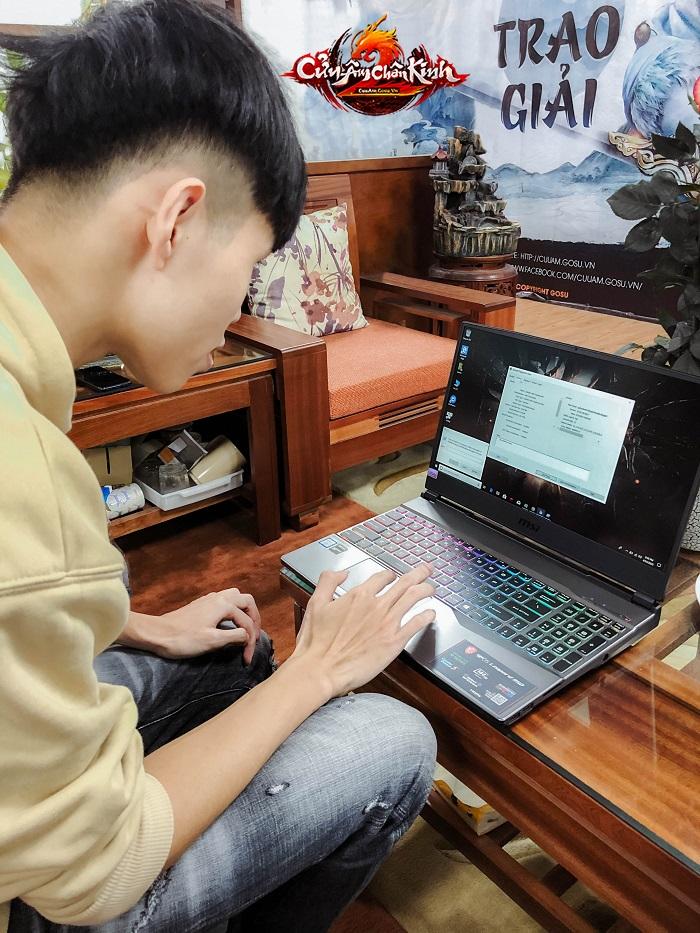 Cửu Âm Chân Kinh Online trao giải thưởng khủng cho game thủ may mắn 2