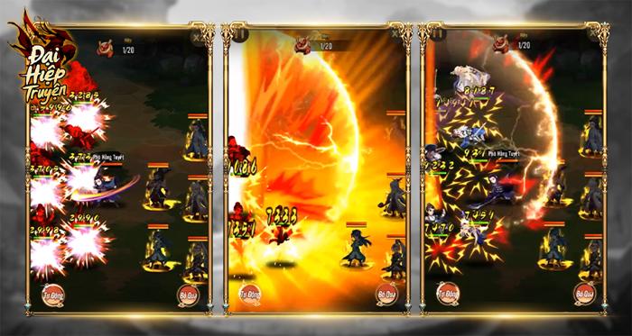 Game đấu thẻ tướng Đại Hiệp Truyện Mobile ra mắt vào sáng nay! 2