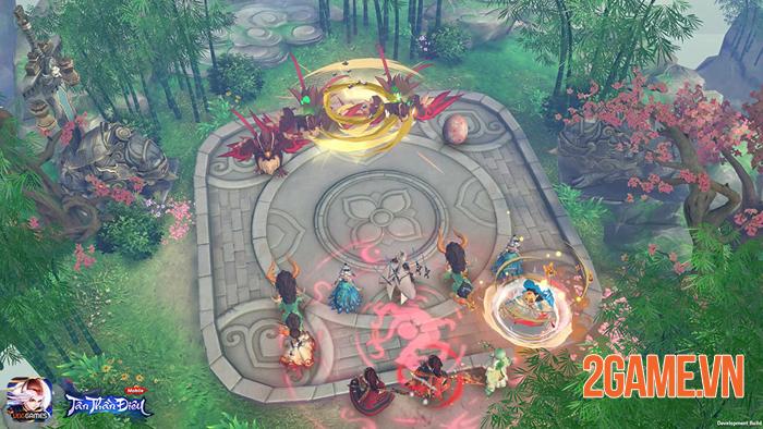 Tân Thần Điêu VNG - Game MMORPG đấu tướng mang màu sắc kiếm hiệp tình duyên độc đáo 2