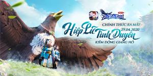 Tân Thần Điêu VNG – Game MMORPG đấu tướng mang màu sắc kiếm hiệp tình duyên độc đáo