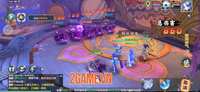 Không ngoa khi nói Tân Thần Điêu VNG là game MMORPG đấu tướng kiếm hiệp đẹp nhất! 5