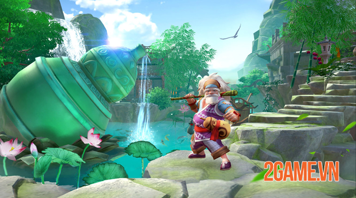 Không ngoa khi nói Tân Thần Điêu VNG là game MMORPG đấu tướng kiếm hiệp đẹp nhất! 6