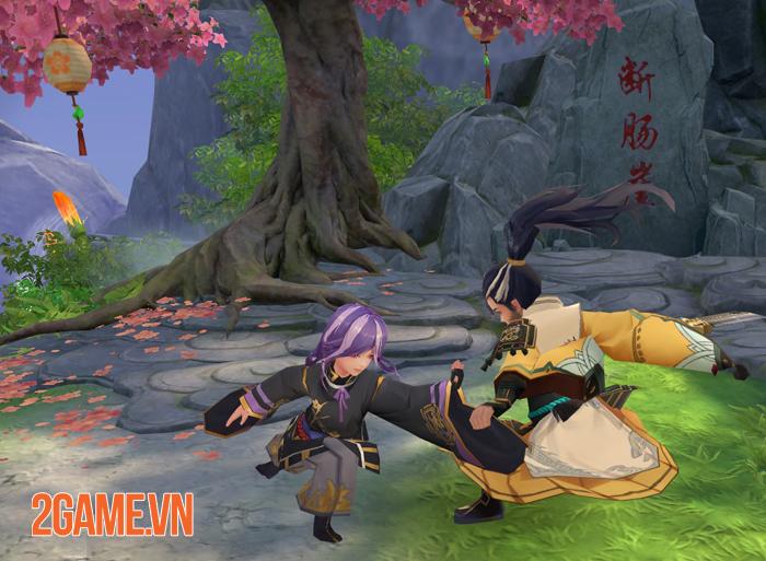 Không ngoa khi nói Tân Thần Điêu VNG là game MMORPG đấu tướng kiếm hiệp đẹp nhất! 3