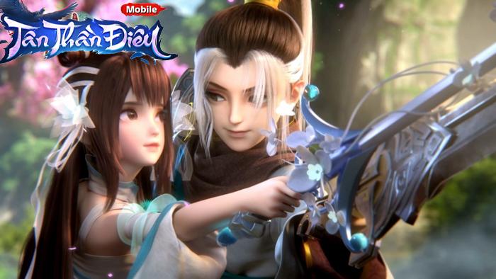 Không ngoa khi nói Tân Thần Điêu VNG là game MMORPG đấu tướng kiếm hiệp đẹp nhất! 0