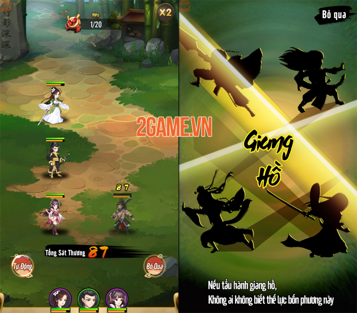Trải nghiệm Đại Hiệp Truyện: Game đấu tướng Võ hiệp dễ chơi dễ nghiện 4