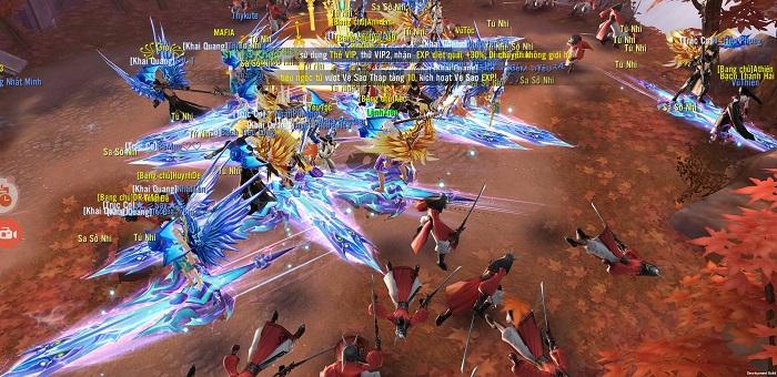 Game thủ Kiếm Ma 3D vẫn cạnh tranh khốc liệt dù nhìn đâu cũng thấy Boss 0