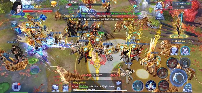 Game thủ Kiếm Ma 3D vẫn cạnh tranh khốc liệt dù nhìn đâu cũng thấy Boss 4