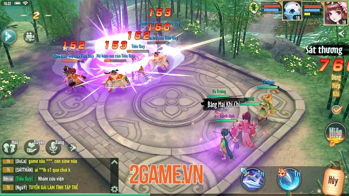 Tân Thần Điêu VNG: Game nhập vai đấu tướng thế hệ mới là đây! 3
