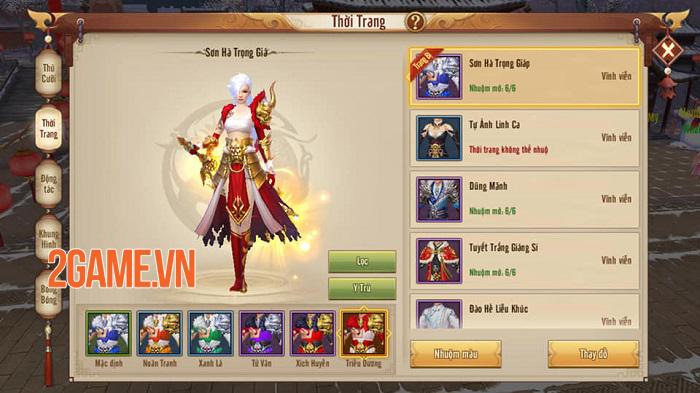 Cộng đồng Tân Thiên Long Mobile VNG phấn khích khám phá phiên bản mới 2