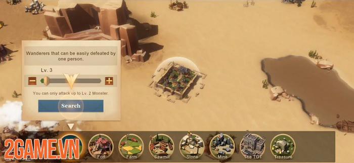 Land of Glory: Epic Strategy – Bàn tiệc được kết hợp từ hai nền văn hóa 6