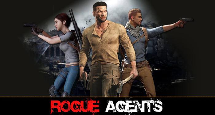 Cảm nhận Rogue Agents: Game bắn súng hành động đã tay trên mobile 0