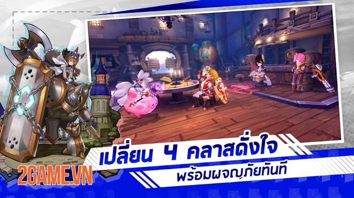VNG Games ra mắt game mới Sky Era tại Thái Lan 2