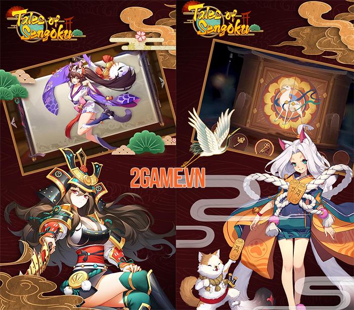 AFK Shrine – Game nhập vai thẻ tướng mang phong cách anime Nhật Bản 0