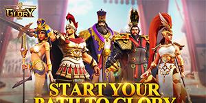 Land of Glory: Epic Strategy – Bàn tiệc được kết hợp từ hai nền văn hóa