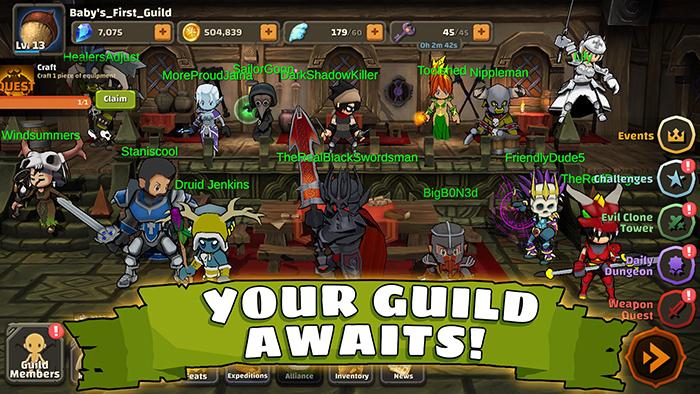 Raid Boss: Học viện anh hùng diệt boss vô cùng đã tay 0