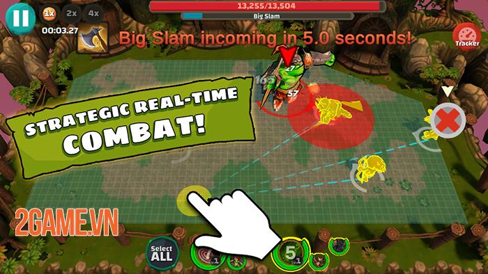 Raid Boss: Học viện anh hùng diệt boss vô cùng đã tay 4
