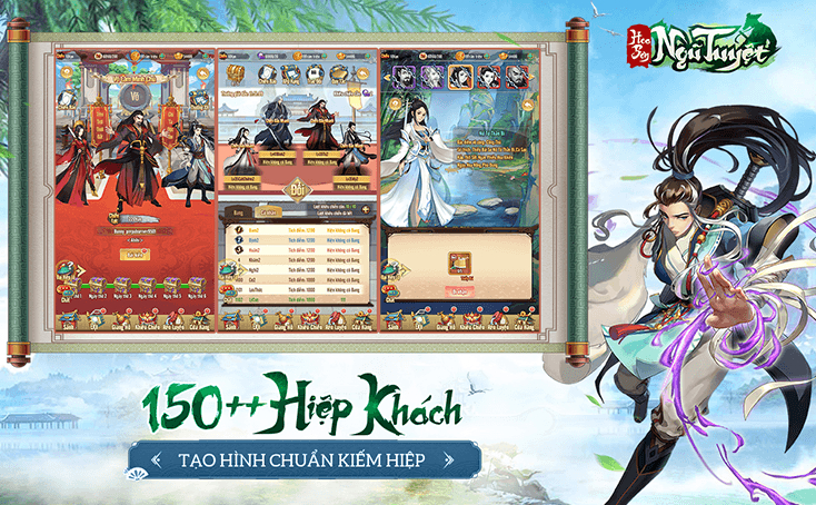 Thêm 7 game mobile mới cập bến Việt Nam trong tháng 5 4
