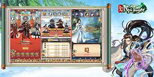 Game Hoa Sơn Ngũ Tuyệt sở hữu quá nhiều tính năng hấp dẫn của dòng game thẻ tướng