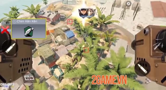 Call of Duty: Mobile VN tung nhiều vũ khí hủy diệt hạng nặng trong chế độ Bão Đạn 2